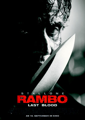 Rambo Last Blood Hauptplakat