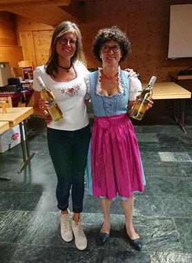 Tanja Pancheri und Monika Lenhardt (Karin Prusa nicht im Bild)