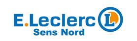 Le centre commercial E.Leclerc de Sens Nord est une enseigne historique impliquée dans la vie  des Sénonais