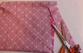 Fabriquer son propre biais pour son tapis de machine