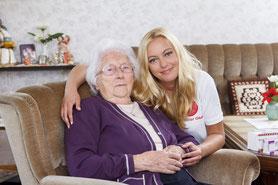 Pflege von Angehörigen, ambulante Pflege Hammersbach