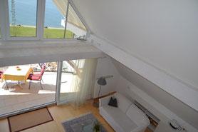 Bild: Ferienwohnung mit Seesicht in Meersburg