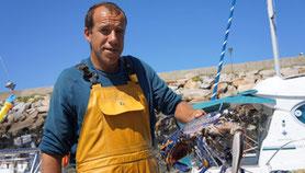 Hoëdic Olivier Blanchet Marin pêcheur