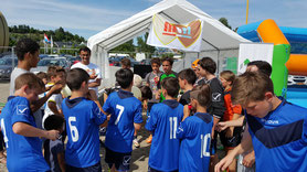 Football Day in Ettelbruck 2015