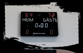 Endergebnis gegen SV Babelsberg 03
