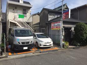 堺市堺区コインパーキング