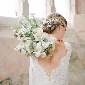 Mariée fleurs - Histoires Botaniques