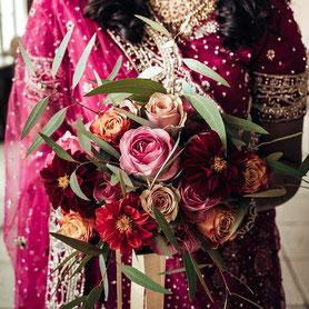 Bouquet fleurs - Histoires Botaniques