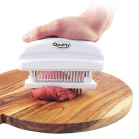 Meat tenderizer Vlees vermalser vleesvermalser BBQ Injectie Marinade Keukengerei Keuken