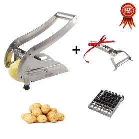 Aardappelsnijder frietsnijder frieten snijder verse franse friet Qwality4u