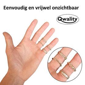 Ringverkleiner set ring verkleiner te grote ring kleiner maken eenvoudig