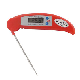 Thermometer vlees kook keuken koken gerei BBQ Braadthermometer Qwality