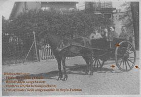 historische Fotos bearbeiten