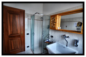 B&B Bergamo Waobab - Bathroom
