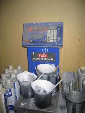 塗料計量器