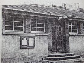 Planty, la Mairie depuis 1972