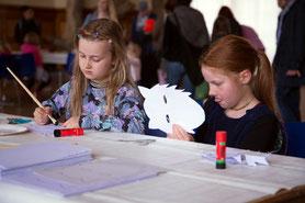 Kinderfest der LichtwarkSchule gUG im Museum für Völkerkunde
