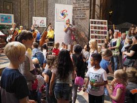 Kinderfest der LichtwarkSchule gUG im Museum für Völkerkunde_01