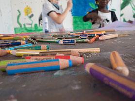 LichtwarkSchule - Fantasien – Kleine Künstler