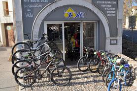 bike shop south of france Clermont l'Hérault montpellier 34