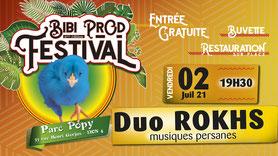 Bibi Prod Festival 6 Juillet 2019
