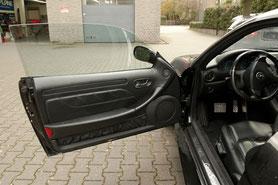 Focal lautsprecher in den vorderen gtüren vom Maserati Grandsport