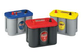 Optima Batterien kaufen bei HC Hurricane Carparts GmbH - Ihrem Fahrzeug und Batterienspezialist in Uffikon
