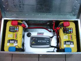 Wir lösen jedes Batterieproblem mit Spezialanfertigungen von HC Hurricane Carparts GmbH - Ihrem Fahrzeug und Batterienspezialist in Uffikon