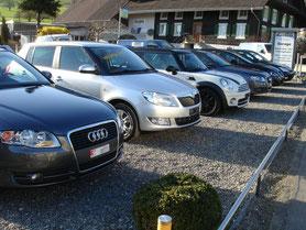 Fahrzeughandel, Verkauf von Neuwagen und Occasionsfahrzeuge bei HC Hurricane Carparts GmbH - Ihrem Fahrzeug und Batterienspezialist in Uffikon