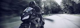 Motorradbatterien kaufen bei HC Hurricane Carparts GmbH - Ihrem Fahrzeug und Batterienspezialist in Uffikon