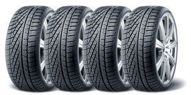 Verkauf von Reifen und Felgen für alle Fahrzeugtypen bei HC Hurricane Carparts GmbH - Ihrem Fahrzeug und Batterienspezialist in Uffikon