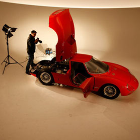 Ferrari Photo-Shooting
