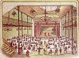 Tanzsaal am Grünewald: Wer weiß, was danach geschah ... ??? !!!