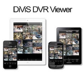 DiviS DVR Viewer, presented by SafeTech