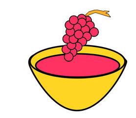 Les nations qui allaient être détruites par Dieu allaient symboliquement boire du vin de la colère de Dieu.