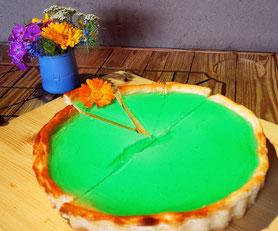 Hausbackener Kuchen Cafe und Spiel Spielmannshof Seitenroda