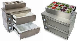 Adande Saladette Kühlgerät für Salate günstig kaufen