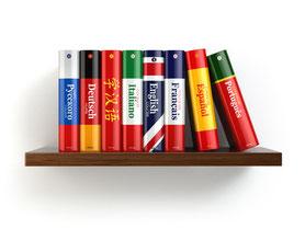 Großes Sprachenangebot in Berlin