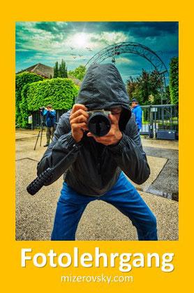 Fotolehrgang Wien mit Zertifikat