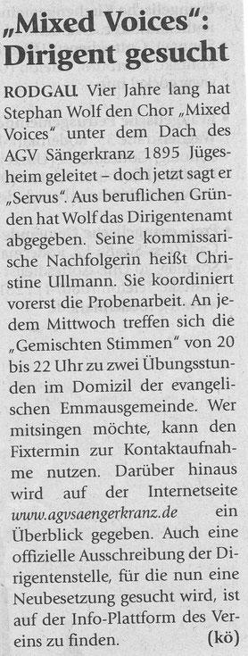 25.09.2014 Dreieich-Zeitung