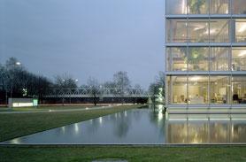 Gelsenwasser - Verwaltungsgebäude Willy-Brandt-Allee