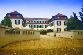 Gelsenkirchen - Schloss Berge Haupteingang