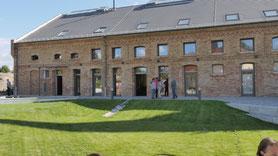 Späth'scher Gutshof - Rinderstall