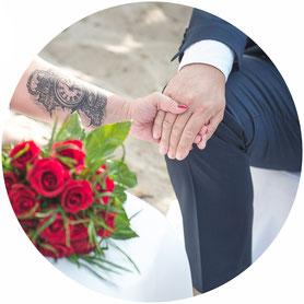 Hochzeit auf Mallorca - Manuela und Jörg