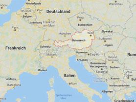 Weine aus Österreich, Bildquelle: Google-Maps