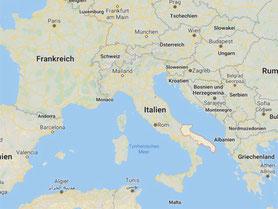 Weine aus Apulien, Bildquelle: Google-Maps