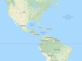 Weine aus Übersee, Bildquelle: Google-Maps