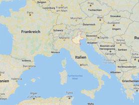Weine aus Venetien, Bildquelle: Google-Maps
