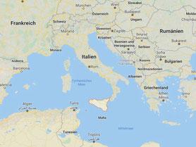 Weine aus Sizilien, Bildquelle: Google-Maps