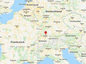 Weine aus Schaffhausen, Bildquelle: Google-Maps